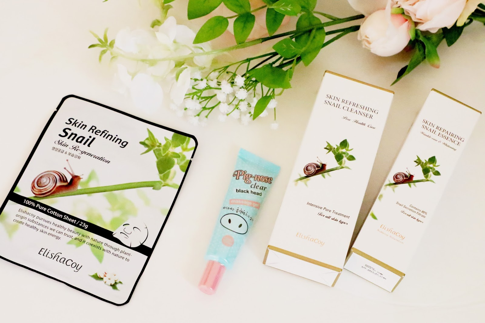 Favorite Products From The K Beauty Skin Care Line At Cvs Pharmacy