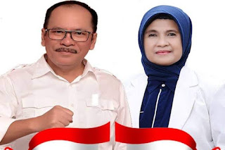 KPUD Kota Pematangsiantar Tetapkan Ir Pasangan Asner Silalahi MT dan Susanti Dewayani Spa Pemenang Pilkada Pematangsiantar 2020