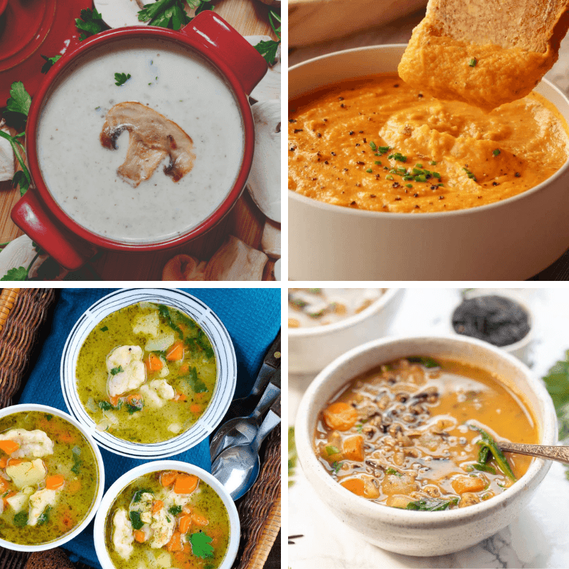 Lenten soup recipes