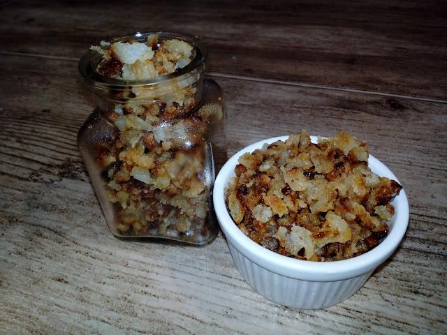 domowa prazona cebulka prazona cebula cebulka z patelni cebulka prazona do hotdogowk zapiekanek