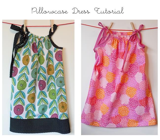Diy Craft List Pillowcase Dress