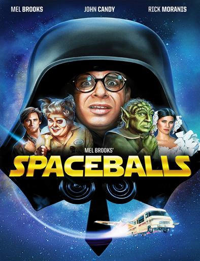 Ver La loca historia de las galaxias (Spaceballs) (1987) Online