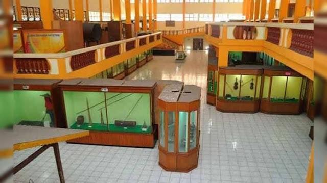 Arsitektur Bangunan Museum Sang Nila Utama
