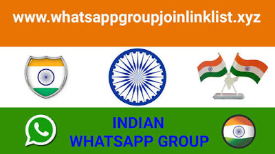 Indian Whatsapp Group Join Link List