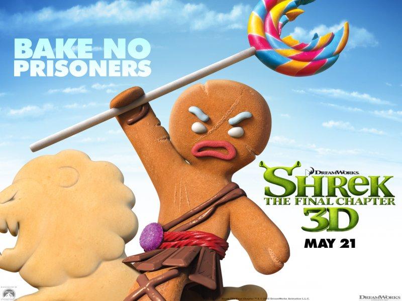 Шрэк навсегда (Shrek Forever After)