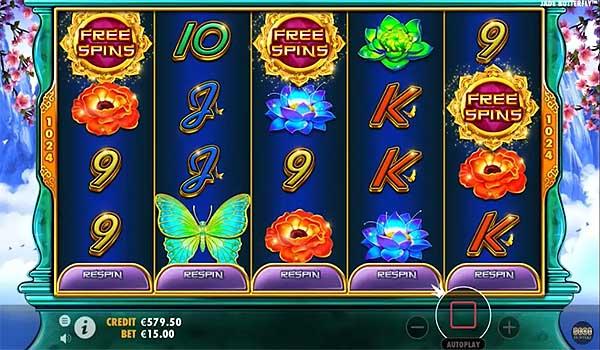 Main Gratis Slot Indonesia - Jade Butterfly (Pragmatic Play)