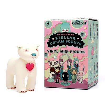 The Stellar Dream Scouts Mini Figure Series by Tara McPherson x Kidrobot