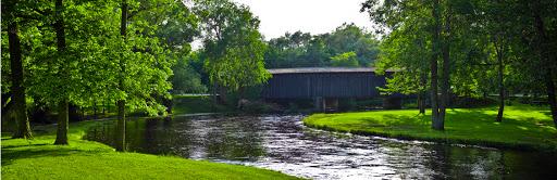 Wisconsin's Last Covered Bridge - Cedarburg