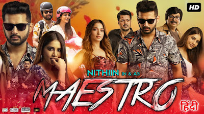 Maestro Full Movie in Hindi Dubbed Download Filmywap