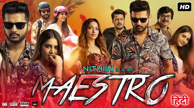 Maestro Full Movie in Hindi Dubbed Download Filmywap Leaked By Filmyzilla