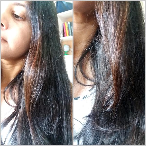Máscara-de-hidratação-capilar-Cavalo-forte-da-Haskell-resultado-nos-cabelos