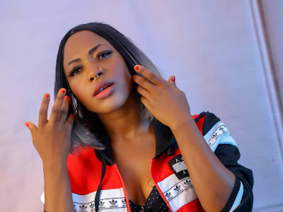 """""""NO DANCE-HALL ACT in Nigeria CAN CONTEST WITH ME,"""" says DAMSEL HRH 