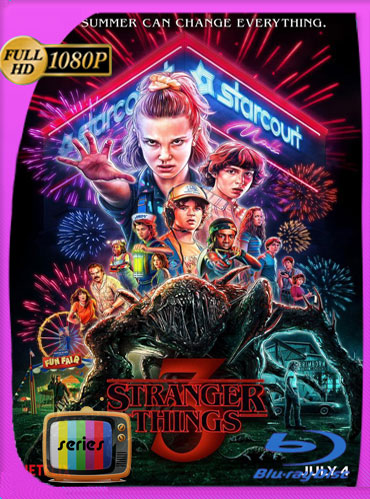Stranger Things Temporada 1-2-3 HD [1080p] Latino Dual [GoogleDrive] ​TeslavoHD