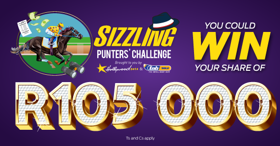 Hollywoodbets Sizzling Punters' Challenge Winner Revealed