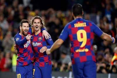 مشاهدة مباراة برشلونة وديبورتيفو ألافيس