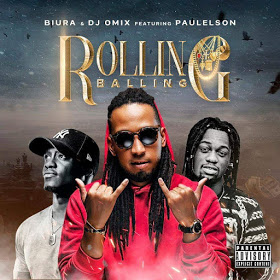 Baixar música de Biura & Dj O'Mix ft. Paulelson - Balling & Rolling (Rap) (Prod. Edgar Songz) | Download mp3