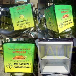 Tas delivery box makanan Surabaya wijaja