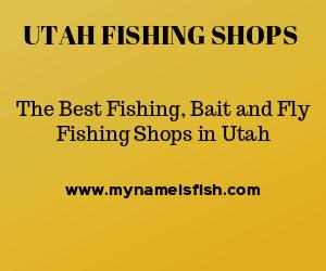 Utah Fishing Shops
