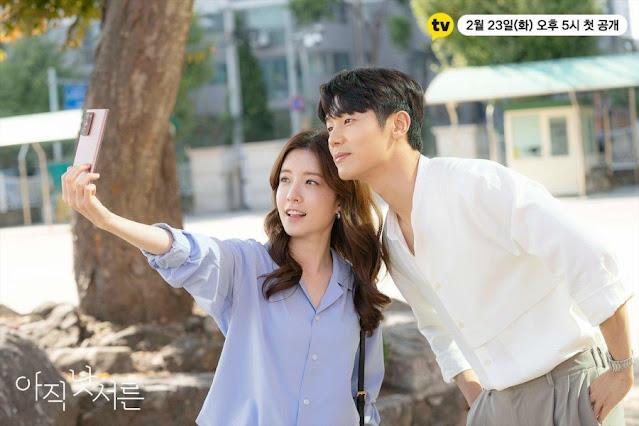 Review dan Sinopsis drama Not Yet Thirty : Kang Min Hyuk