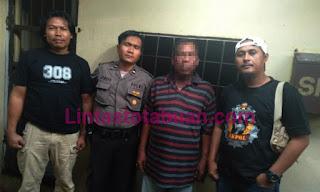 Kurang Dari 24 Jam, Polisi Berhasil Tangkap Pelaku Pembunuhan di Pasar Unit 2