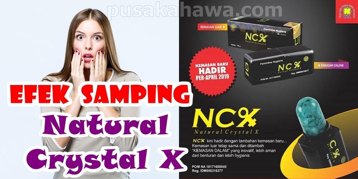 Efek Samping Obat Crystal X Nasa
