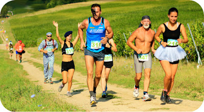 Corcova Trail Race - sport & fun & vin