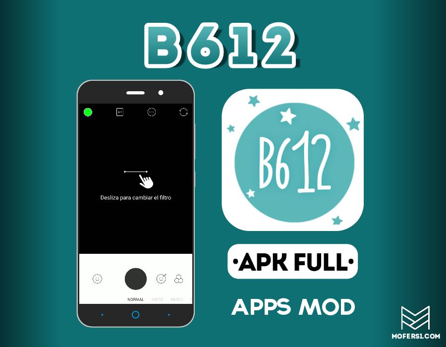 B612 MOD APK 7 4 6 [ sin ads Todo desbloqueado ] - Mofers