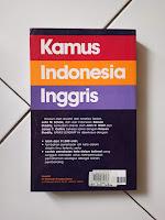 Kamus Indonesia Inggris John M. Echols