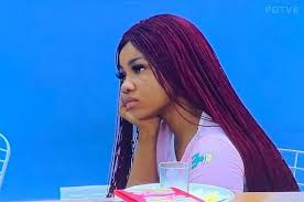 Tacha's Emotional Reactions After Her Eviction.