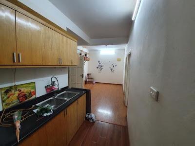 Căn hộ 2 phòng ngủ 44m2 chỉ hơn 400tr, Đông Ngạc, Bắc Từ Liêm