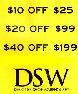Online printable coupons for dsw
