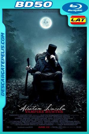 Abraham Lincoln Cazador de vampiros (2012) 1080p BD50 Latino – Ingles