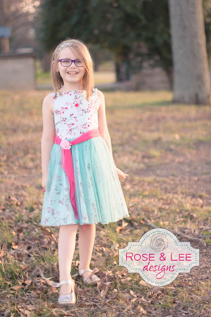 Audriella by Rose & Lee Designs