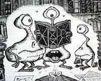 Los Terribles Librillos [La ciudad de los libros soñadores]