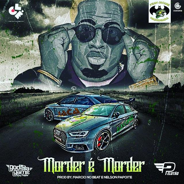 Godzila Do Game - Morder É Morder