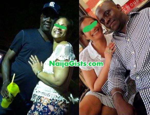 nigerian man cheating london