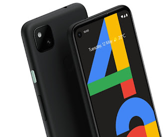 GOOGLE LAUNCHES  PIXEL 4a 5G SMARTFONE