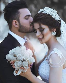 صور عروسة بفستان الفرح