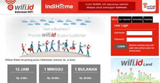 Kumpulan Akun wifi id gratis juni expired agustus 2017 Terbaru