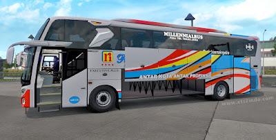 Rosalia Indah Scania K360