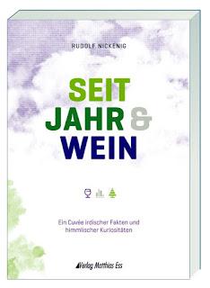 """Buch """"Seit Jahr und Wein"""""""
