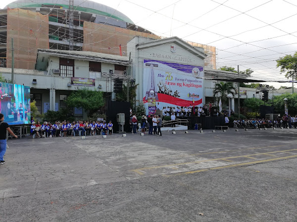 Bataan Tour 2018