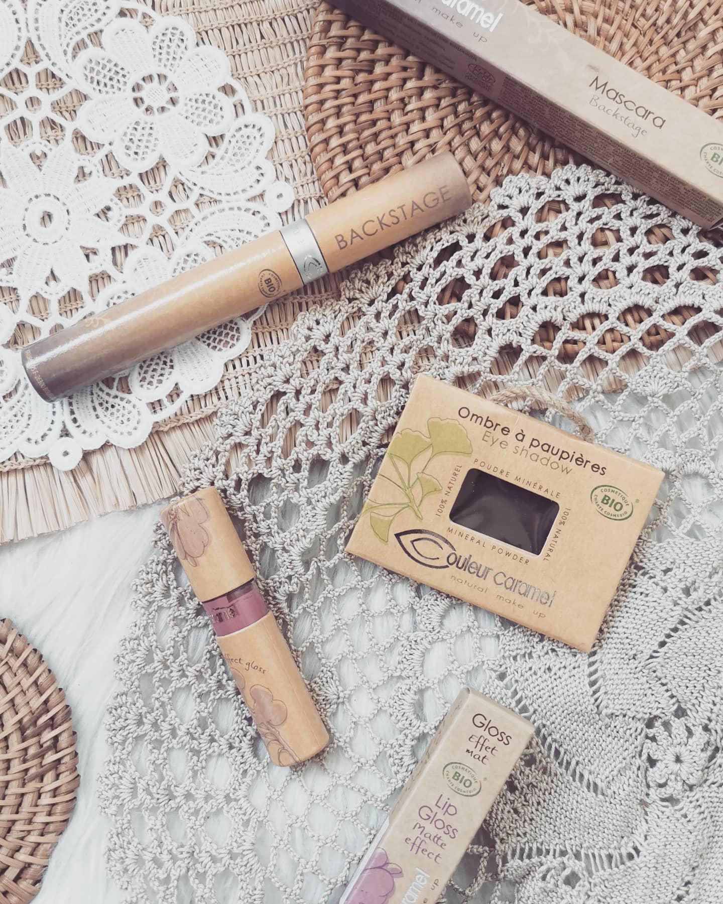 Jak podkreślić swoje naturalne piękno? Recenzja kosmetyków marki Couleur Caramel.
