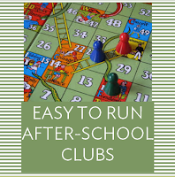 primary school after school club activities