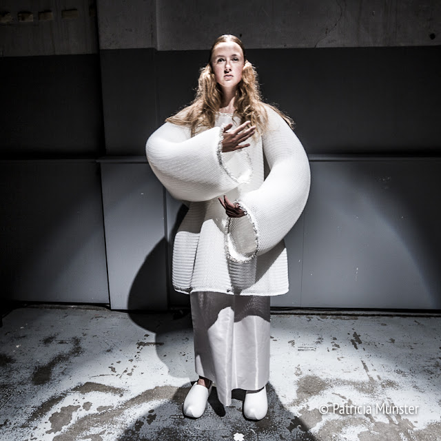 Theatrical performance by Theatrical performance by Barbara Langendijk ft. Noon Passama  at MBFWA
