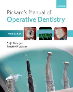 Pickard's Manual of Operative Dentistry 9th Edition