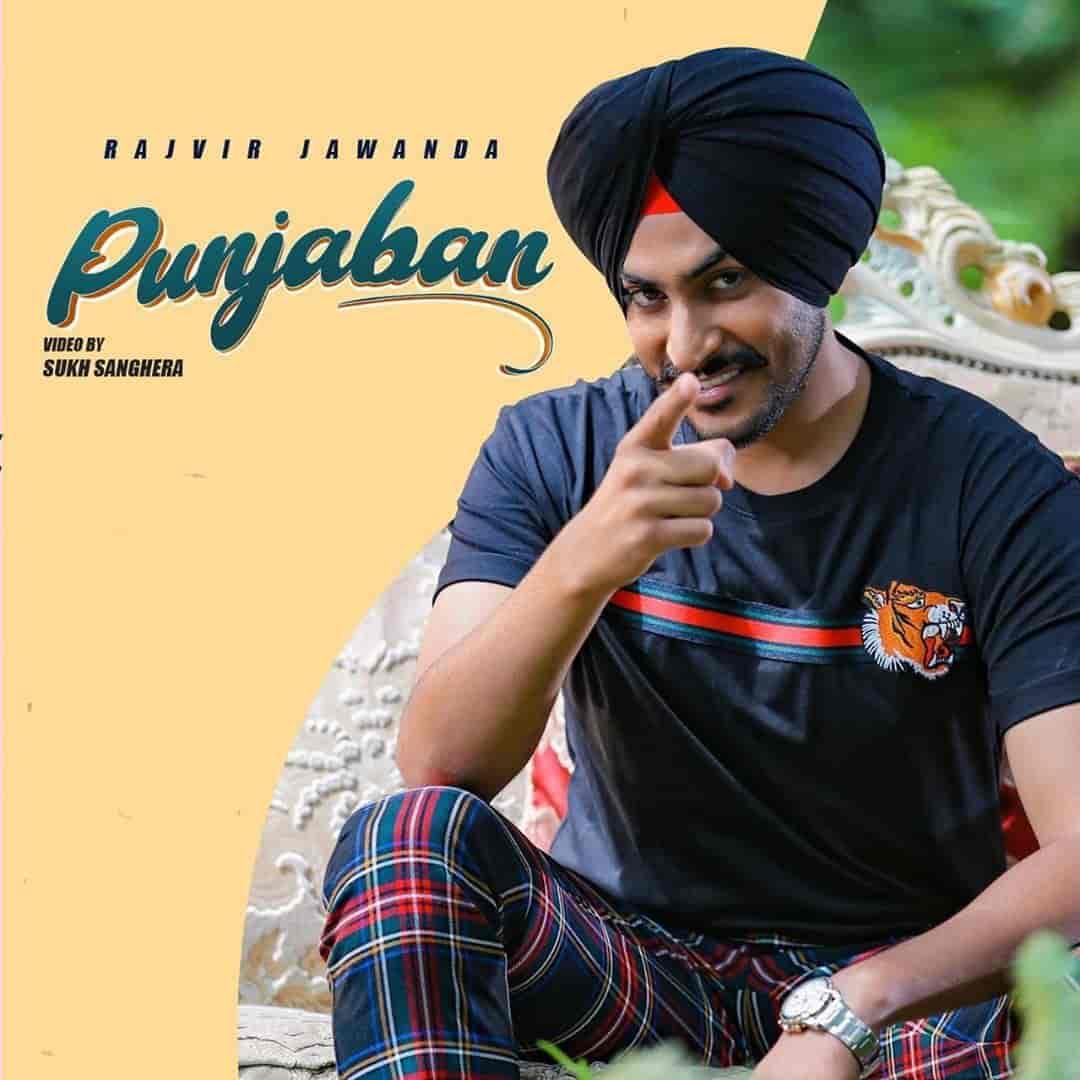 Punjaban Punjabi Song Image By Rajvir Rajwanda