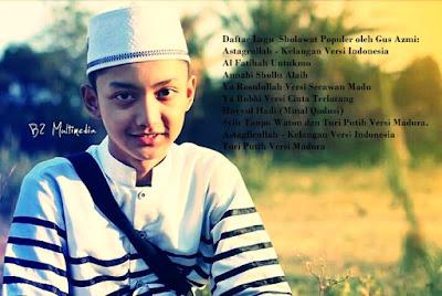 Profil Lengkap dan Daftar Lagu Gus Azmi Askandar Vokalis Syubbanul Muslimin