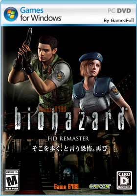 Resident Evil HD Remaster (2015) PC Full Español