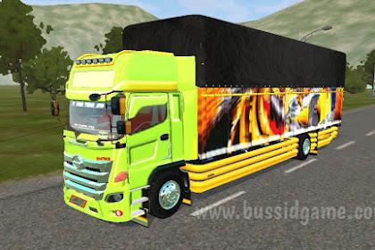 Mod Truck Hino 500 Varian C15 By AJB Transport